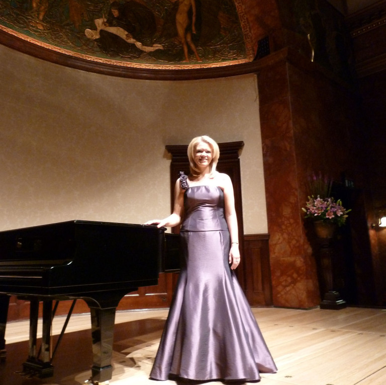 Wigmore Hall Recital July 2011