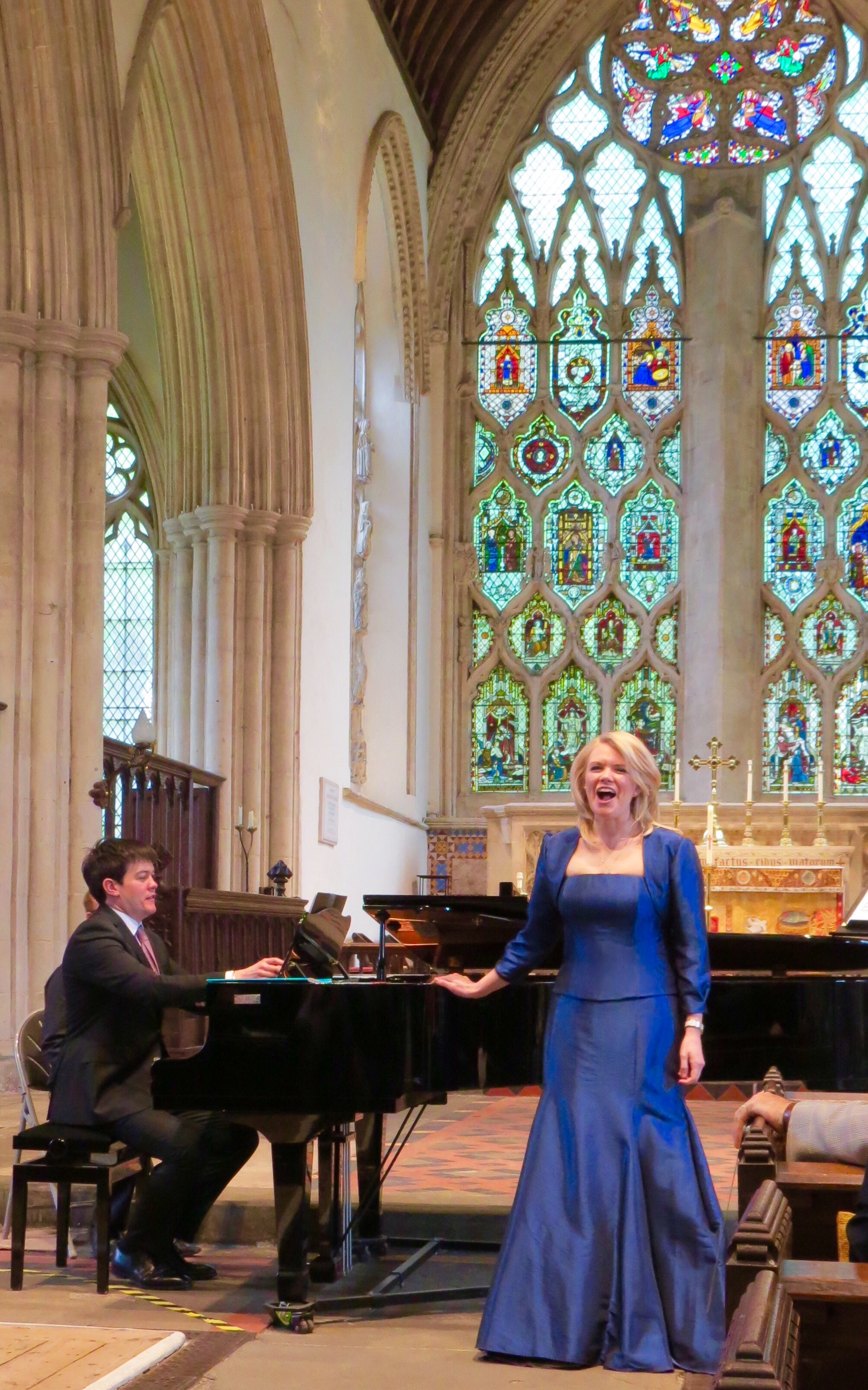English Music Festival/ Kennedy Strauss Prize Concert