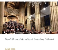 Dream of Gerontius – Canterbury Cathedral
