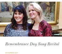 Remembrance Day Song Recital