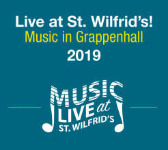 Live at St Wilfrid's 2019