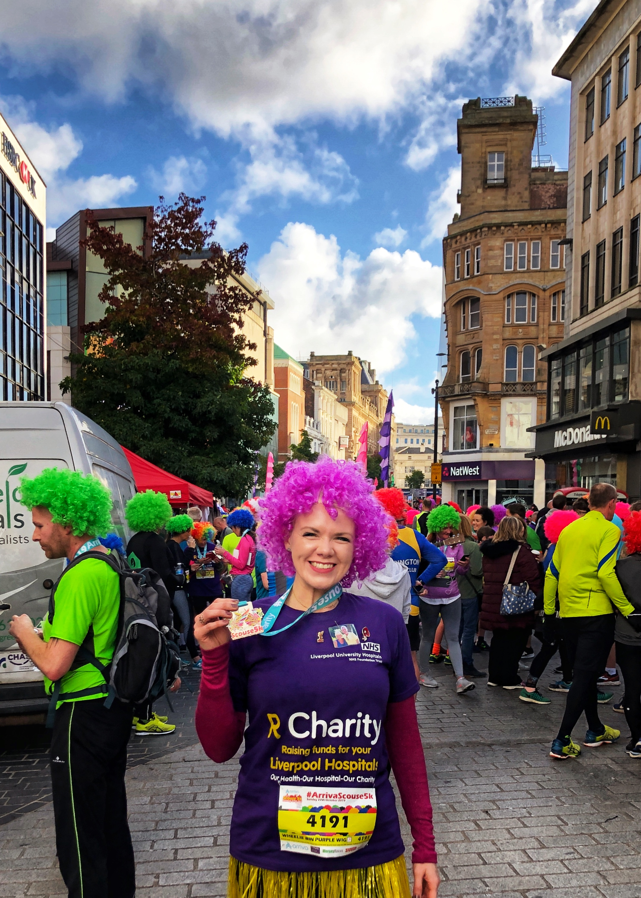 Kathryn Rudge Scouse 5K Rcharity