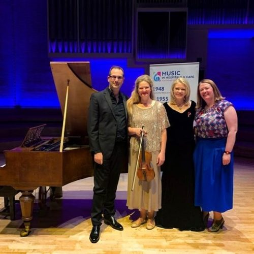 Kathryn Rudge Music in Hospitals and Care UK