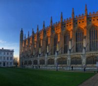 Mahler Symphony No.2 Kings College Chapel, Cambridge