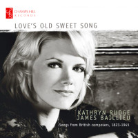 Debut CD Love's Old Sweet Song