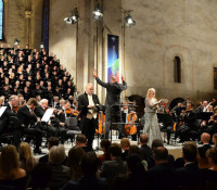 LIVE BROADCAST BBC RADIO 3 EASTER AT KINGS – ELGAR'S DREAM OF GERONTIUS