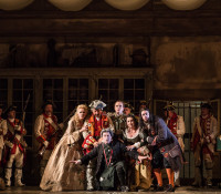 Rossini's Barber of Seville, English National Opera