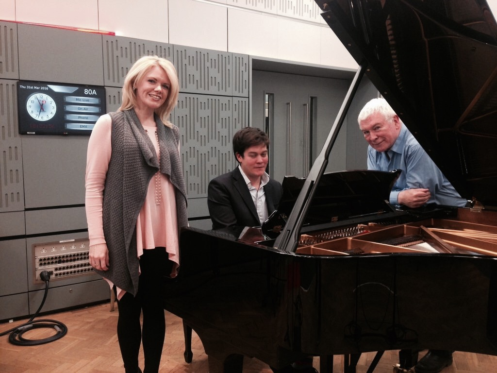 KATHRYN JOINS BBC RADIO 3 AS A NEW GENERATION ARTIST 2015-2017