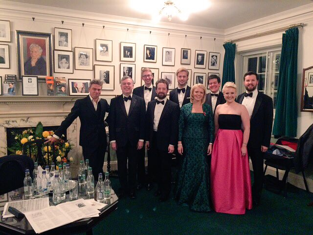 Samling Academy 20th Anniversary at Wigmore Hall
