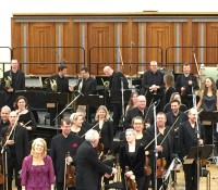 Live Broadcast BBC Concert Orchestra and Conductor Bramwell Tovey
