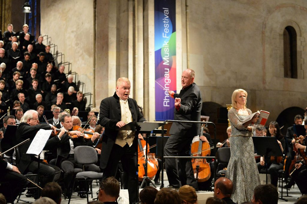 RHEINGAU MUSIC FESTIVAL – ELGAR'S DREAM OF GERONTIUS