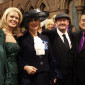 Kathryn Rudge, Johnny Vegas, Clatterbridge Cancer Charity