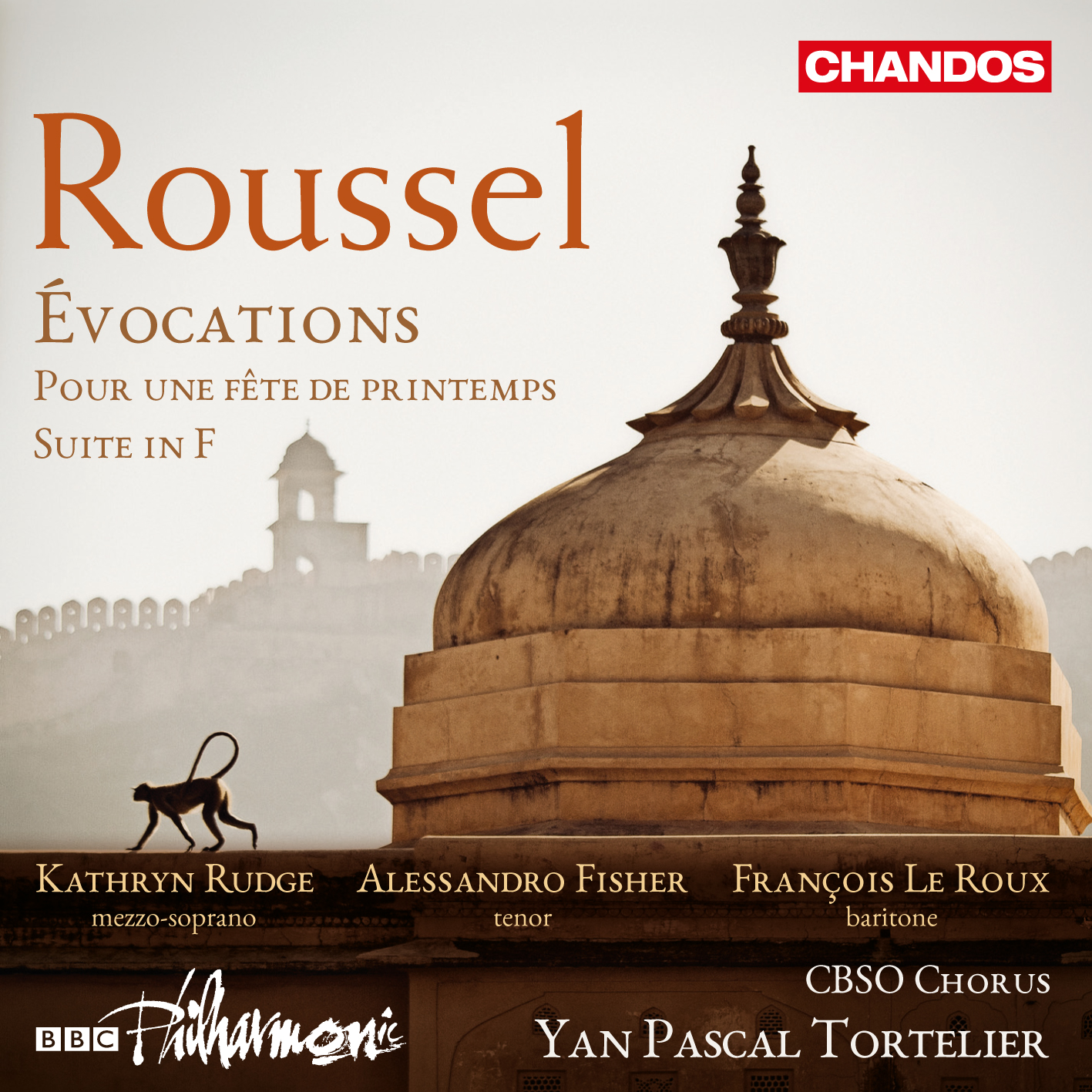 CHANDOS RECORD RELEASE – ROUSSEL'S EVOCATIONS