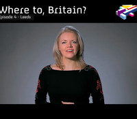 """Where to Britain?"" C4 Series  – Leeds Opera North"