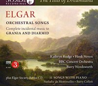 CD Release – Hills of Dreamland, Elgar BBC Concert Orchestra