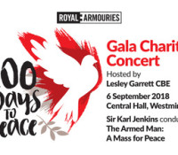 100 Days to Peace – Central Hall Westminster