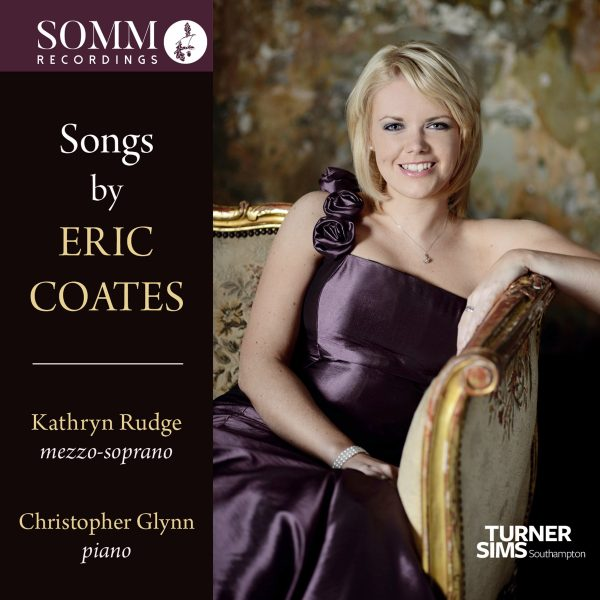 New CD Release: Songs by Eric Coates ****