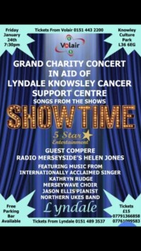 Lyndale Cancer Centre Gala Concert