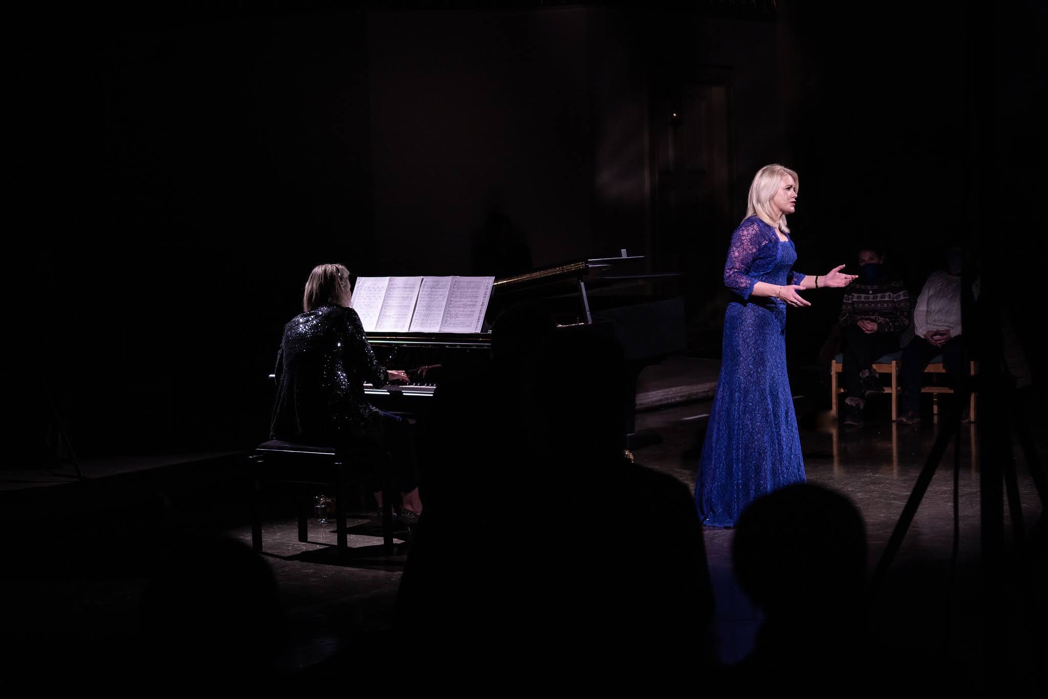 Spotlight Chamber Concerts: Kathryn Rudge and Susie Allan