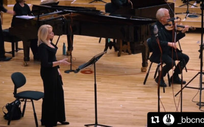 Richard Strauss Four Songs Op.27 BBCNOW